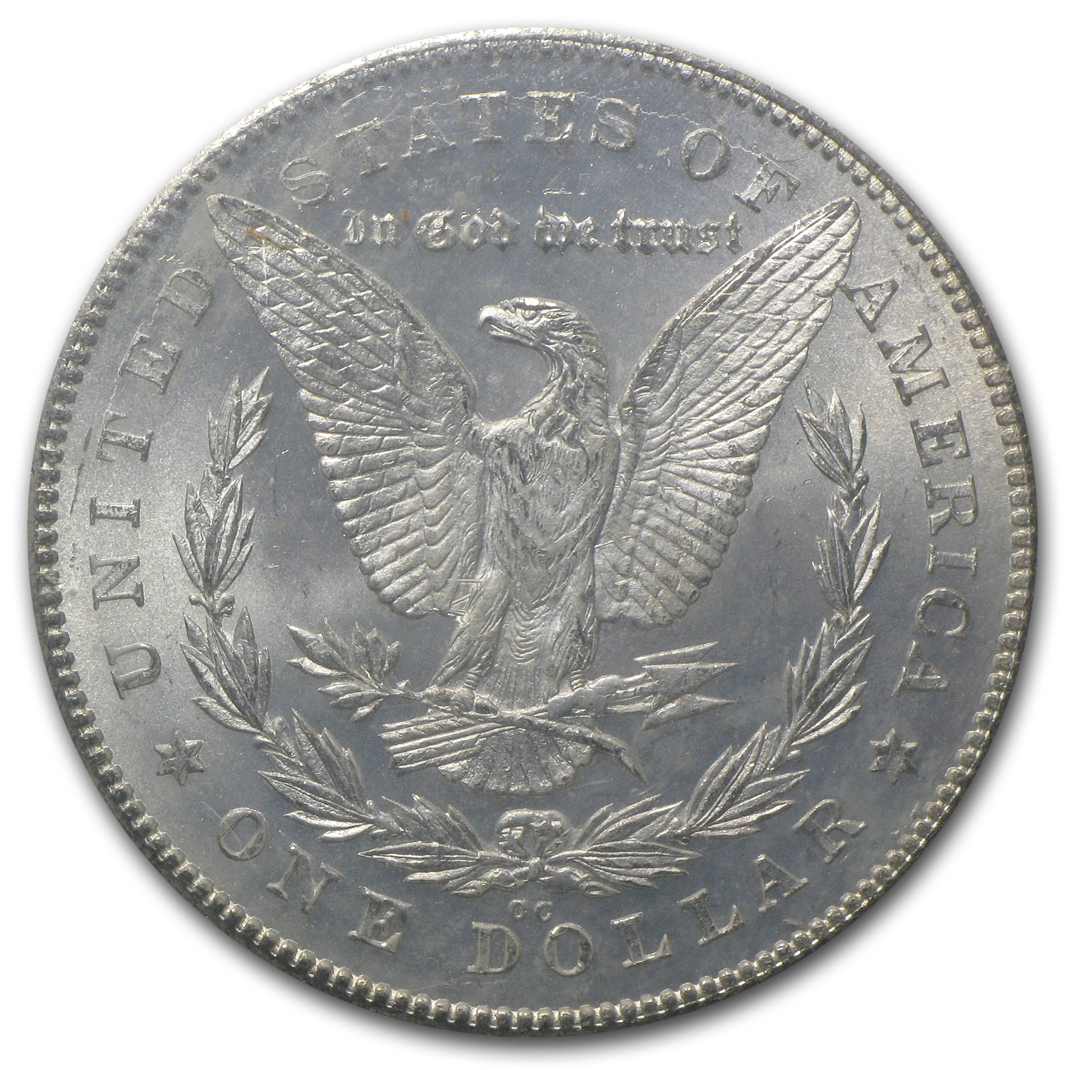 1878-CC Morgan Dollar MS-64 NGC (VAM-11, GSA Soft Pack)